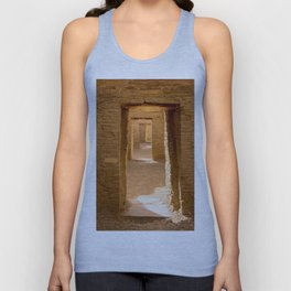 Chaco Ancient Doors Unisex Tank Top