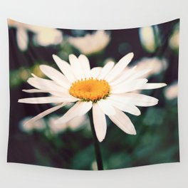 Afternoon Daisy Wall Tapestry