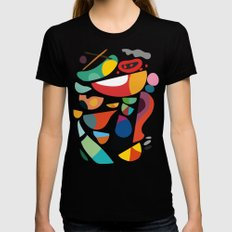 Still life from god's kitchen Black Womens Fitted Tee X-LARGE