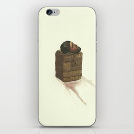 I shudder at the thought of your Poor empty hunter's pouch iPhone Skin