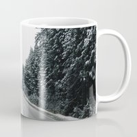 onward Mugs featuring Onward by danotis