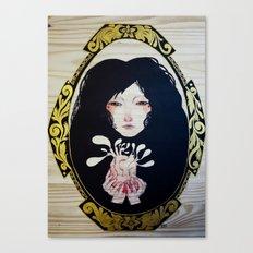 Vena Canvas Print
