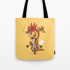 Unusual Partners In Crime Tote Bag