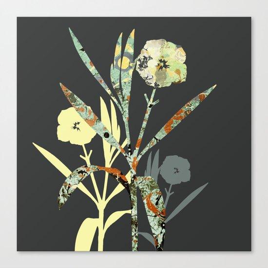 Floral Decor III Canvas Print