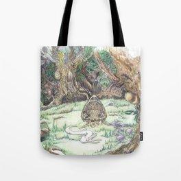 RHX Forest Logo Tote Bag