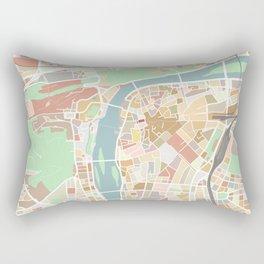 Prague, Czech Republic Rectangular Pillow