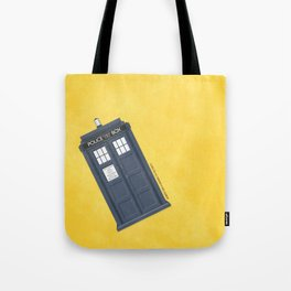 9th Doctor - DOCTOR WHO Tote Bag