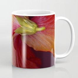 Exquisite Fine Art Close-Up Flower Coffee Mug