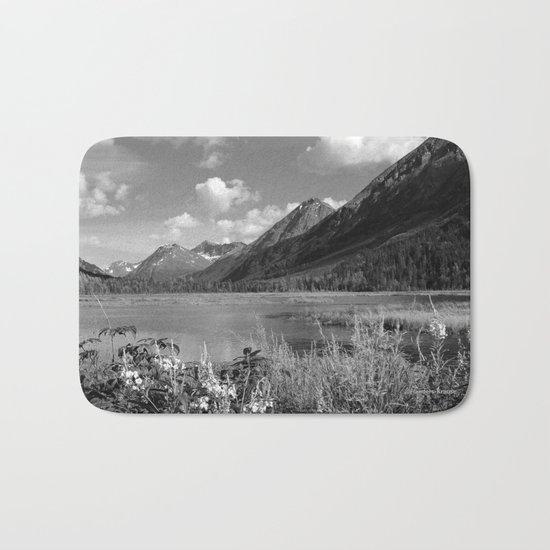 Tern Lake - Mono 2 Bath Mat