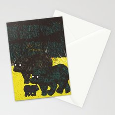Wandering Bears Stationery Cards