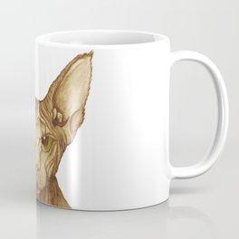 Malakai the Sphynx Coffee Mug