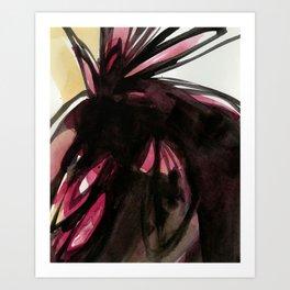 Organic Embrace 1 by Kathy Morton Stanion Art Print