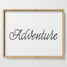 Adventure Serving Tray