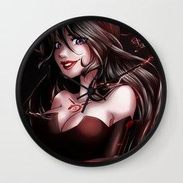 Lust - Fullmetal Alchemist Wall Clock