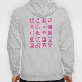 Maya Writing System Hoody