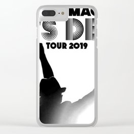 NEW TOBY MAC 22 TOUR DATES 2019 GIMAZPOLONI Clear iPhone Case