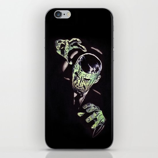 Gruesome iPhone & iPod Skin