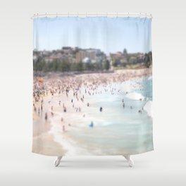 Coogee Beach Shower Curtain