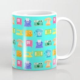Retro Electronics Coffee Mug