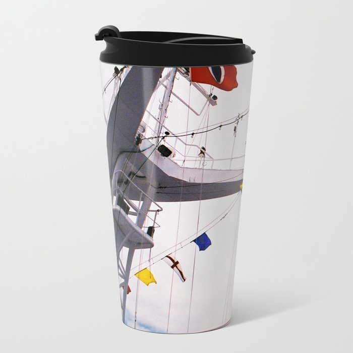 Flags Travel Mug