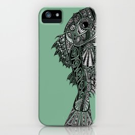 A Surly Rockfish - Atlantic Thornyhead-Longspine iPhone Case