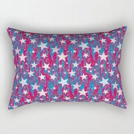4th of July Celebration Rectangular Pillow