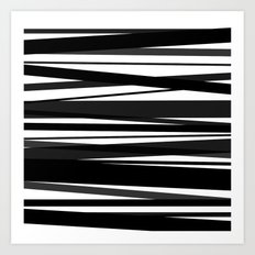 Black Parade Art Print