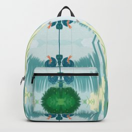 A Day at the Pond Backpack