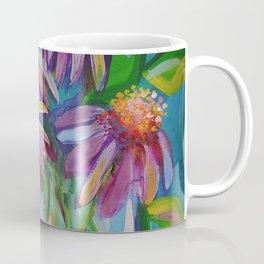 Echinacea v2 Coffee Mug