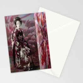 Once Upon A Time in Tokyo XVIII Stationery Cards