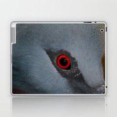 Victoria Crowned Pigeon Eye  Laptop & iPad Skin
