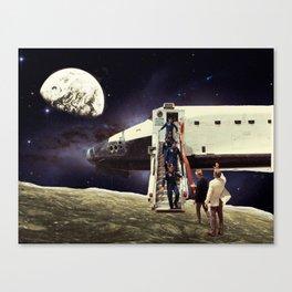 """Arrival"" Canvas Print"
