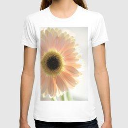 Salmon Gerbera T-shirt