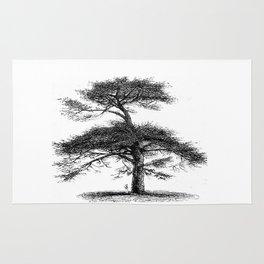 Big tree Rug