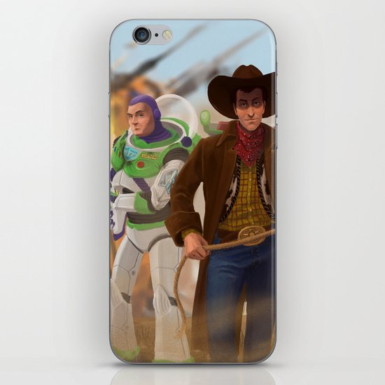 Playtime iPhone & iPod Skin