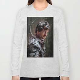 Occhi bassi Long Sleeve T-shirt