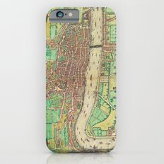 A Modern Map of London Slim Case iPhone 6s