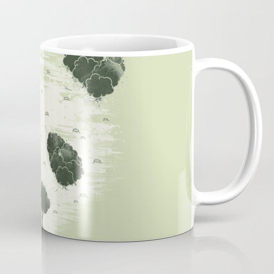 Deforestation Mug
