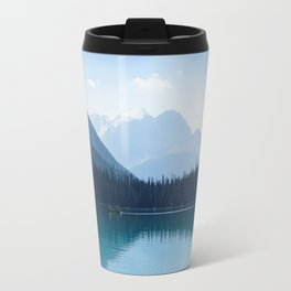 Afternoon on Emerald Lake Travel Mug