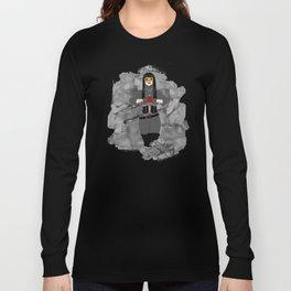 Nevernight Mia Corvere Long Sleeve T-shirt