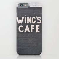 wings cafe Slim Case iPhone 6s