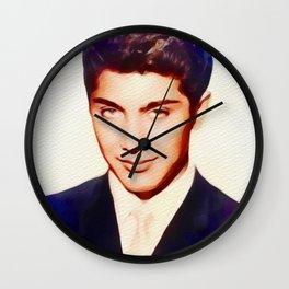 Paul Anka, Music Legend Wall Clock