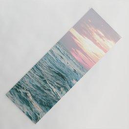 Ocean Sunset Yoga Mat
