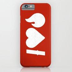 I Love Fire Slim Case iPhone 6s