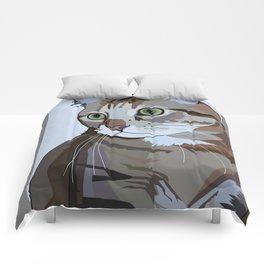 Sophie Cat Comforters