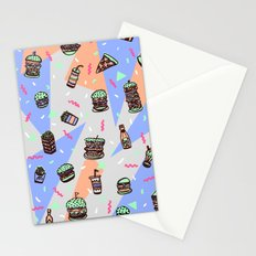 Atomic Munchies Stationery Cards