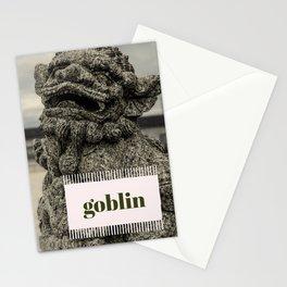 Goblin! Stationery Cards