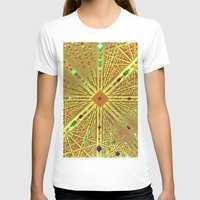 labyrinth T-shirts featuring Labyrinth by Fractalinear