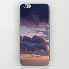 Hawaiian Night Sky iPhone & iPod Skin
