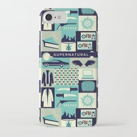 risa rodil iPhone & iPod Cases featuring Carry on my wayward son by Risa Rodil